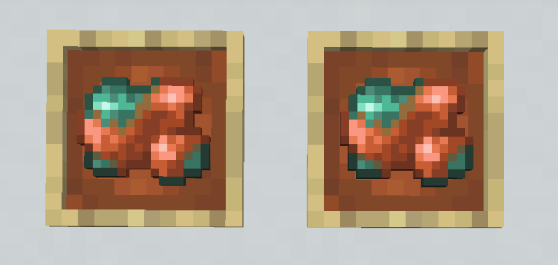 【マイクラ(JE)】銅の原石の入手方法と2つの使い道を解説(もさもさのマインクラフト)