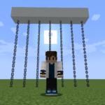 【マイクラ(JE)】鎖の入手方法と使い道を解説(あかまつんのマインクラフト)