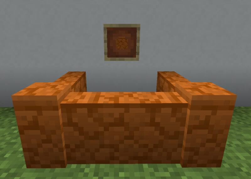 【マイクラ(JE)】赤い砂岩の塀の入手方法と使い道を解説(あかまつんのマインクラフト)