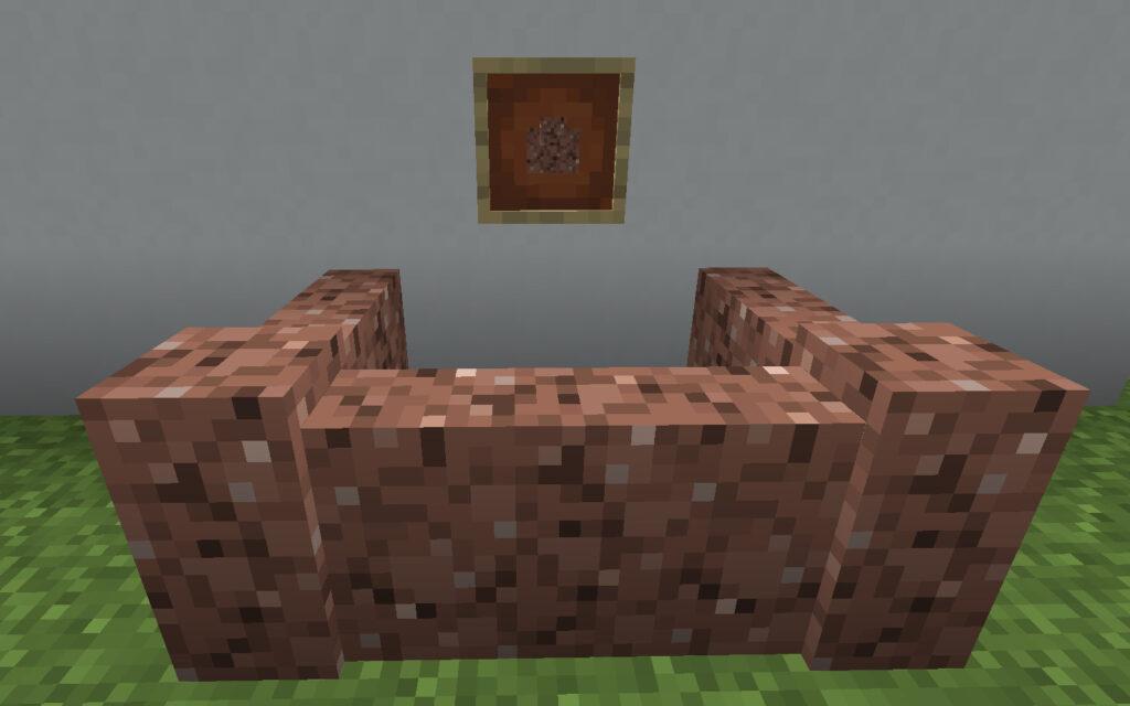 【マイクラ(JE)】花崗岩の塀の入手方法と使い道を解説(あかまつんのマインクラフト)