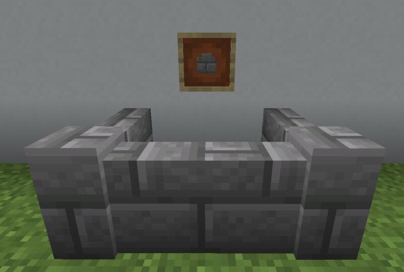 【マイクラ(JE)】石レンガの塀の入手方法と使い道を解説(あかまつんのマインクラフト)
