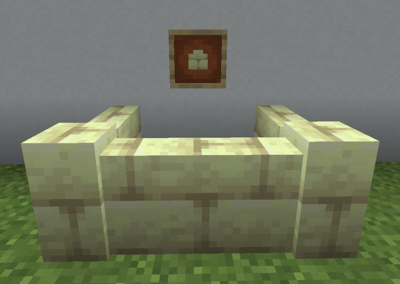 【マイクラ(JE)】エンドストーンレンガの塀の入手方法と使い道を解説(あかまつんのマインクラフト)