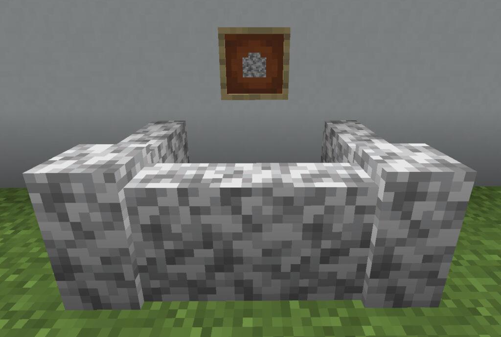 【マイクラ(JE)】閃縁岩の塀の入手方法と使い道を解説(あかまつんのマインクラフト)