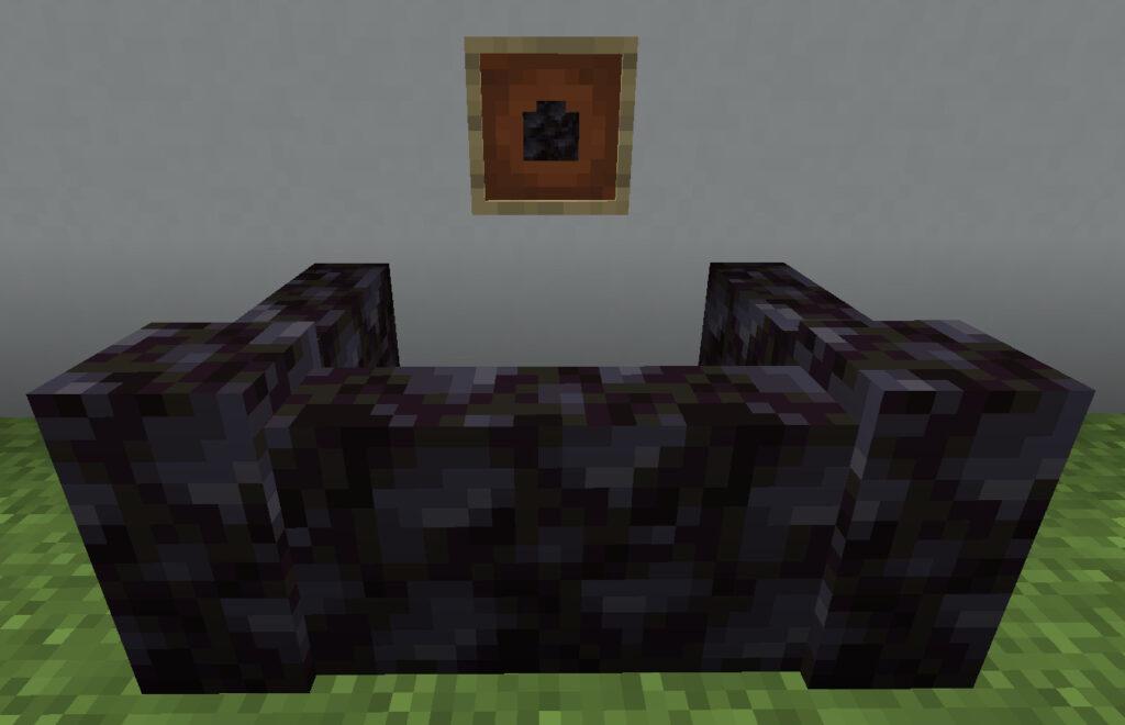 【マイクラ(JE)】ブラックストーンの塀の入手方法と使い道を解説(あかまつんのマインクラフト)
