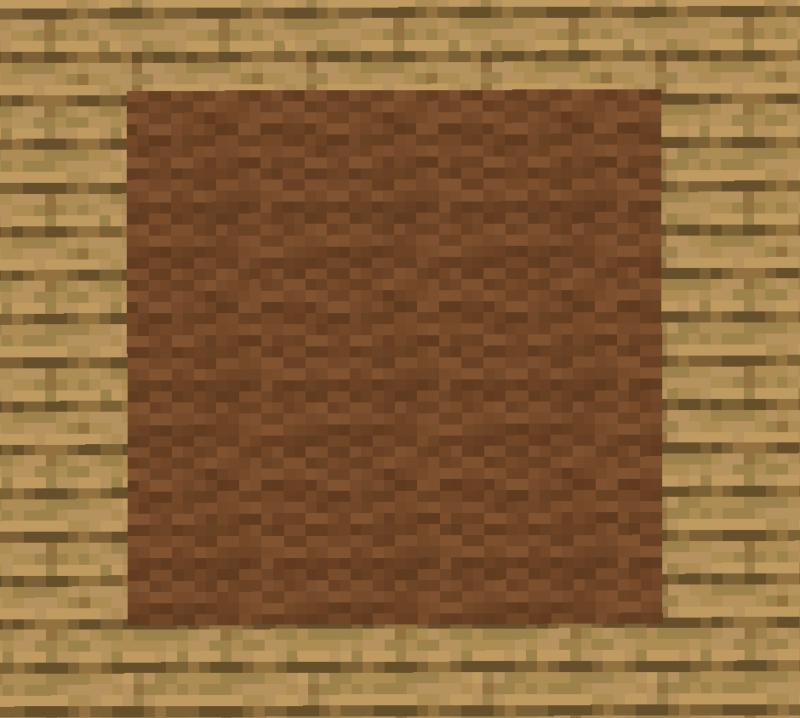 【マイクラ(JE)】茶色のカーペットの入手方法と使い道を解説(あかまつんのマインクラフト)
