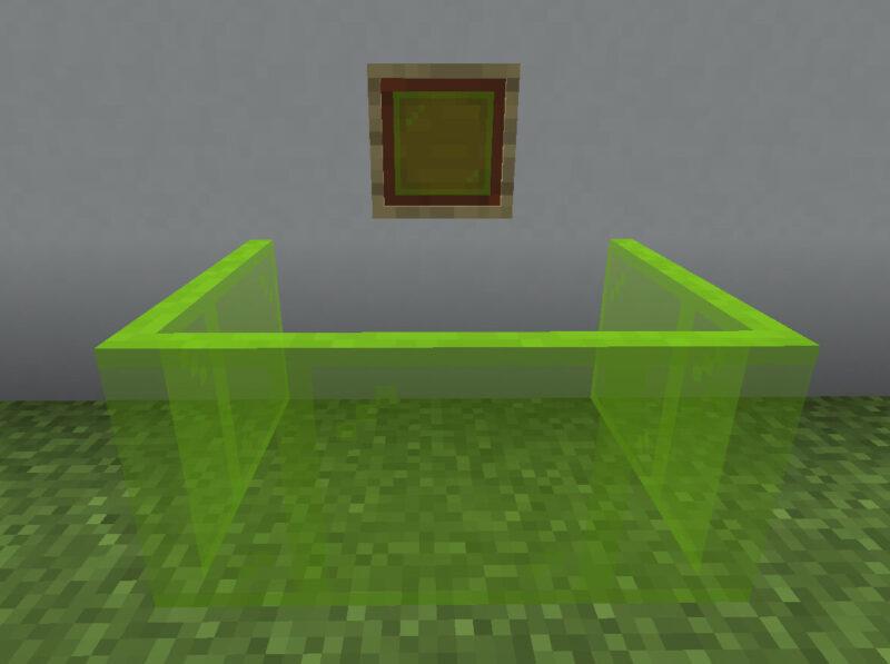 【マイクラ(JE)】黄緑色の色付きガラス板の入手方法と使い道を解説(あかまつんのマインクラフト)
