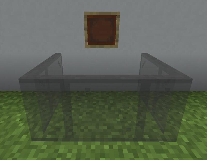 【マイクラ(JE)】灰色の色付きガラス板の入手方法と使い道を解説(あかまつんのマインクラフト)
