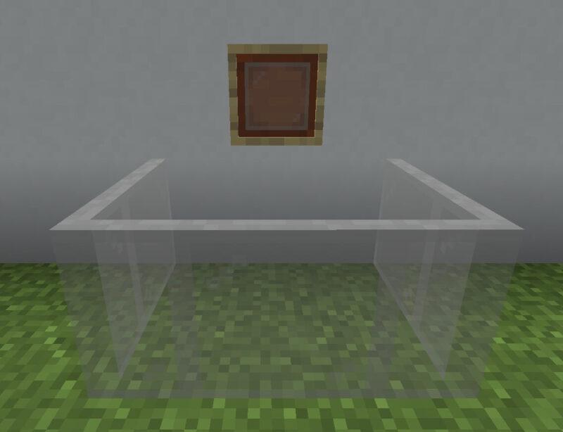 【マイクラ(JE)】薄灰色の色付きガラス板の入手方法と使い道を解説(あかまつんのマインクラフト)