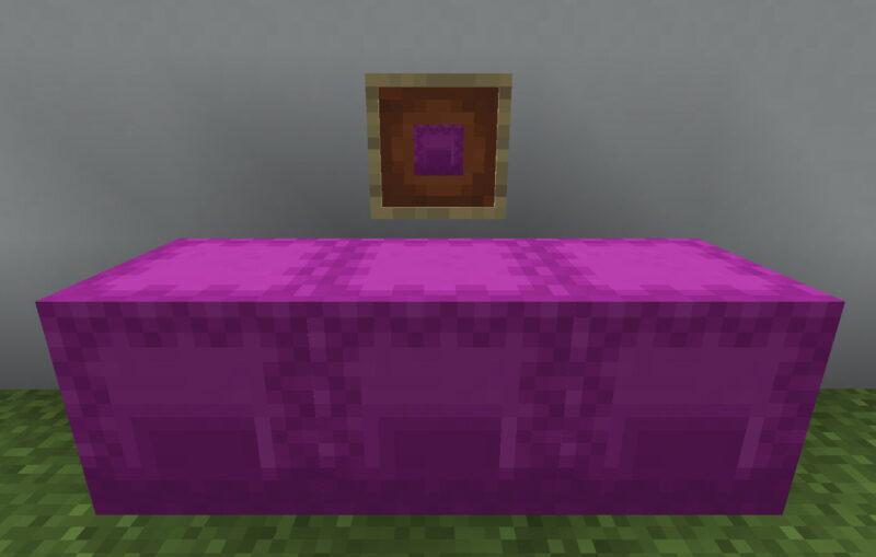 【マイクラ(JE)】赤紫色のシュルカーボックスの入手方法と15の使い道を解説(あかまつんのマインクラフト)